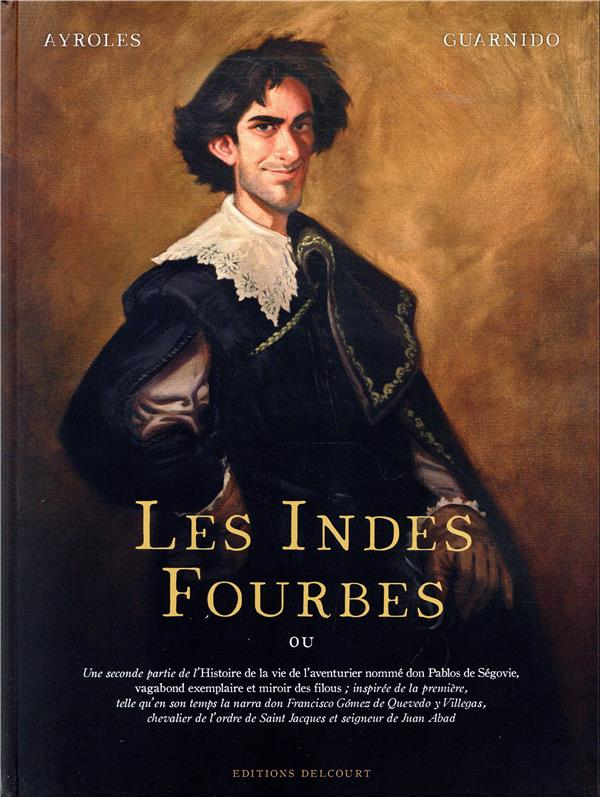 LES INDES FOURBES AYROLES/GUARNIDO DELCOURT
